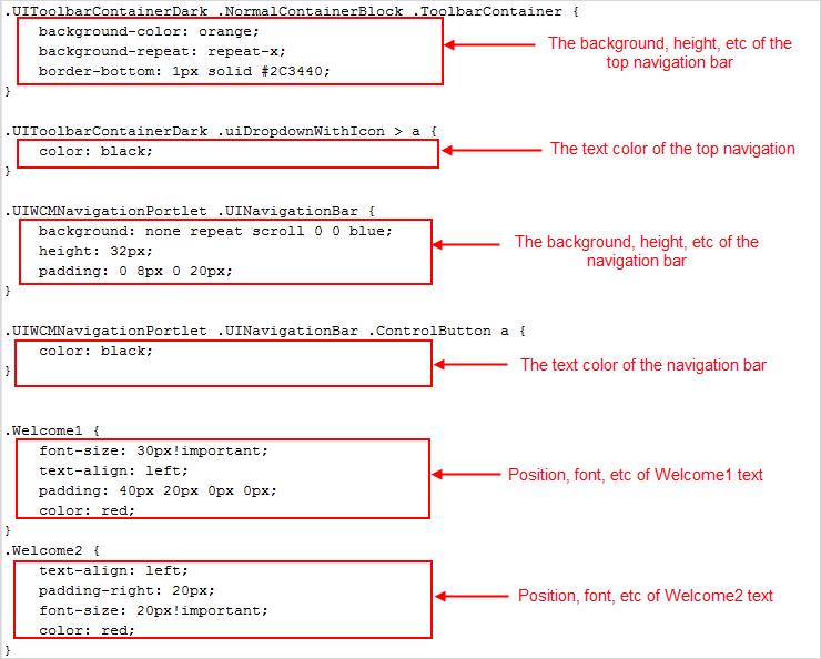 11.3.1. Creating a global stylesheet